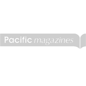 Logo - Pacific Magazines